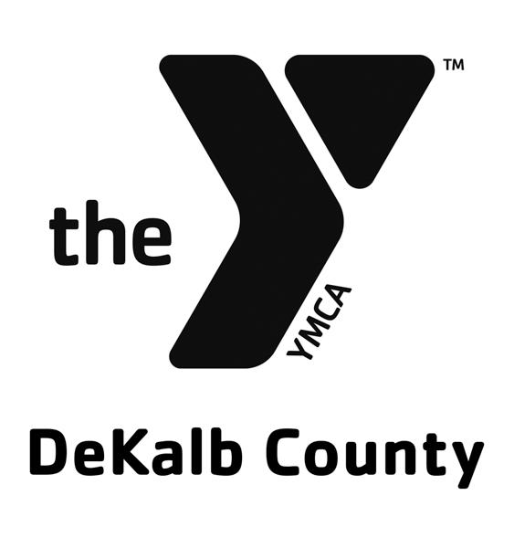 YMCA of DeKalb County logo